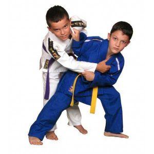 Matsuru Judopak Junior blauw