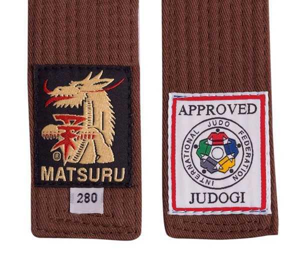 Matsuru Bruine band IJF