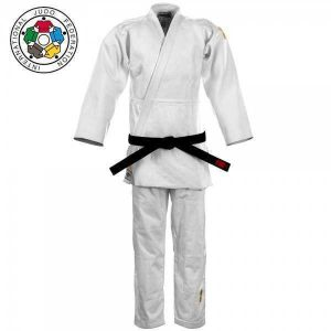 Essimo Judopak IJF Approved Gold 2015 - wit