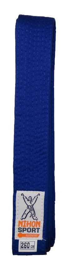 Nihon Judoband Regular blauw