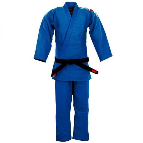 Essimo Judopak Ippon slim fit - blauw