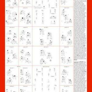 Matsuru instructieplaat Kime no Kata