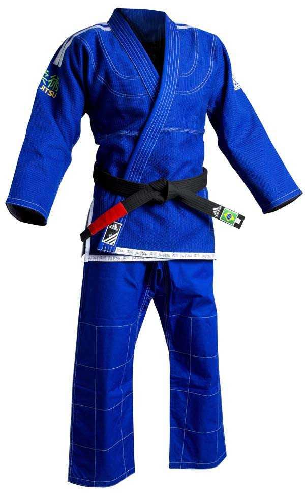 Adidas BJJ JJ450 blauw