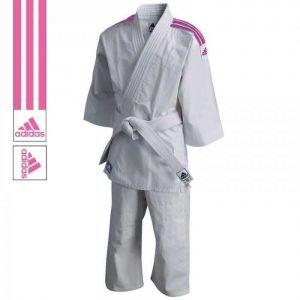 Adidas Judopak J200e roze
