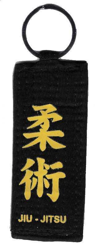 Sleutelhanger Budoband Jiu-jitsu